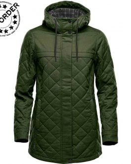 Women's Bushwick Quilted Jacket – BXQ-1W