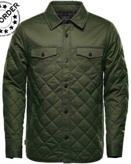 Men's Bushwick Quilted Jacket – BXQ-1