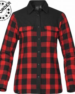 Stormtech Women's Logan Thermal L/S Shirt - FLX-1W
