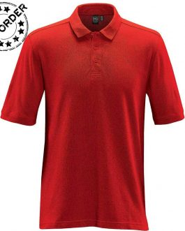 Men's Omega Cotton Polo – CPX-1