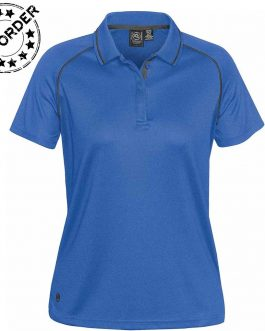 Women's Tritium Performance Polo – GPX-4W