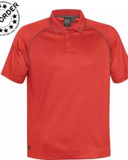 Men's Tritium Performance Polo – GPX-4
