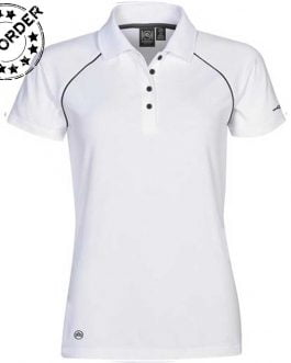 Women's Piranha Performance Polo – IPS-4W
