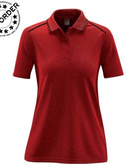 女裝 Endurance HD Polo – GPX-5W