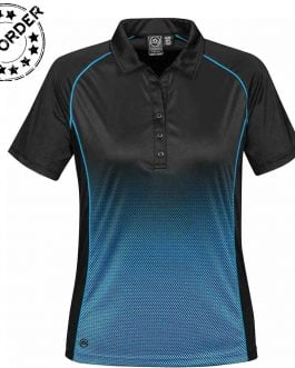 女裝 Matrix Polo – GTP-2W