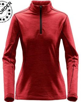 女裝 Base Thermal 1/4 Zip – HTZ-1W